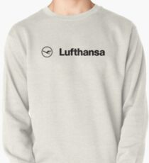 Lufthansa Blue Logo Pullover