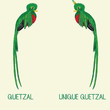 Uniquetzal by eldram