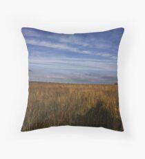 Holcombe Moor - Lancashire (England) Throw Pillow