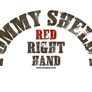 Tommy Shelby by Eye Voodoo - Red Right Hand - Peaky Blinders by eyevoodoo