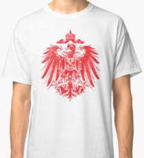 A coat of arms with an eagle Classic T-Shirt