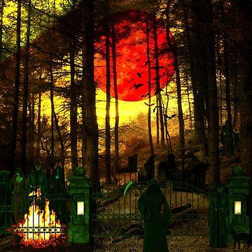 Samhain by Starlight1955
