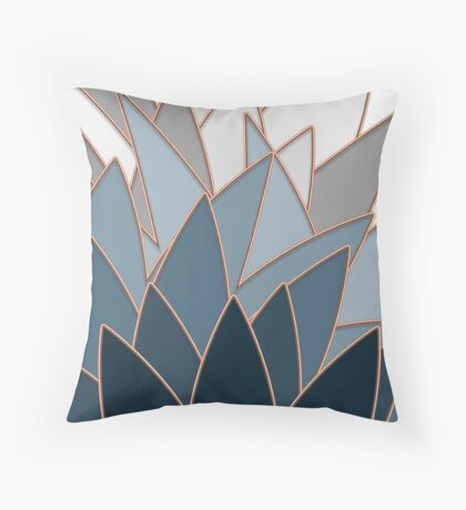 Colours of Neutral Stars Throw Pillow