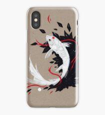 KOI RIBBONS iPhone Case/Skin
