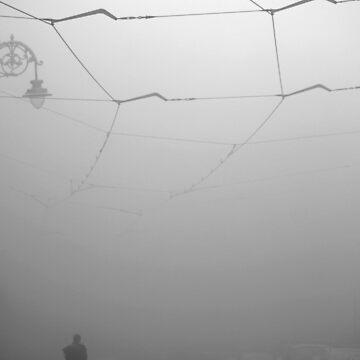 Fog at Harcourt Street, Dublin by EstherMoline
