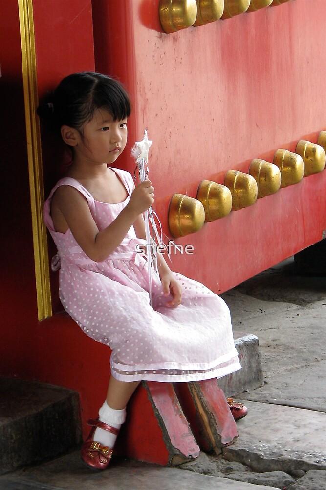 Beijing Fairy by snefne