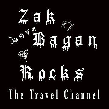 Zak Bagans by Starlight1955