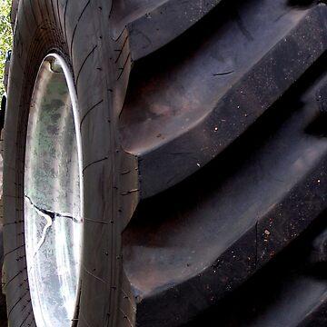 Enough rubber? by patjila