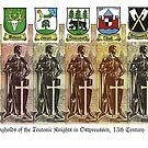 Teutonic Knights Strongholds.. Ostpreussen by edsimoneit