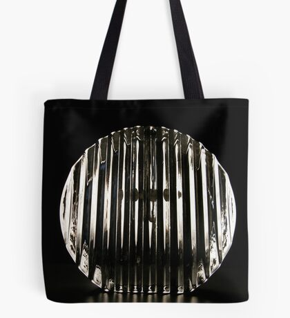 Glass Face Tote Bag