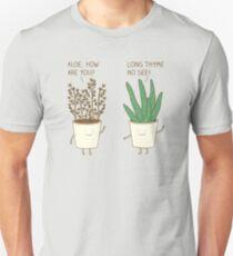 garden etiquette Unisex T-Shirt