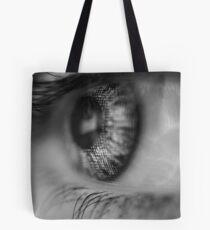 Pix-eye-lated Tote Bag