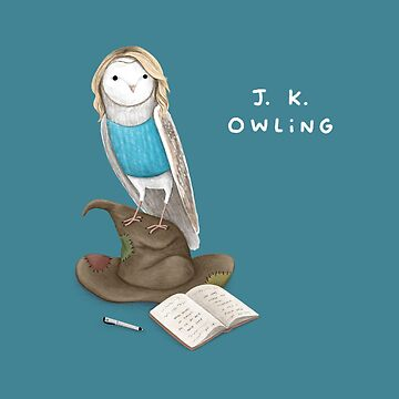J. K. Owling by SophieCorrigan