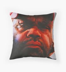 Downtrodden Man In His Own Land Throw Pillow