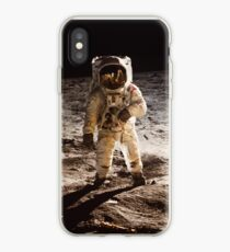 One Small Step for Man iPhone Case