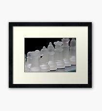 Chess 3 Framed Print