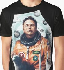 Elon Musk Graphic T-Shirt