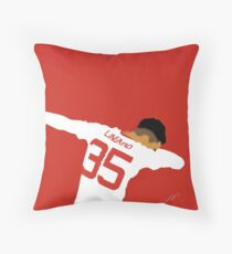 Manchester United's Jesse Lingard Throw Pillow