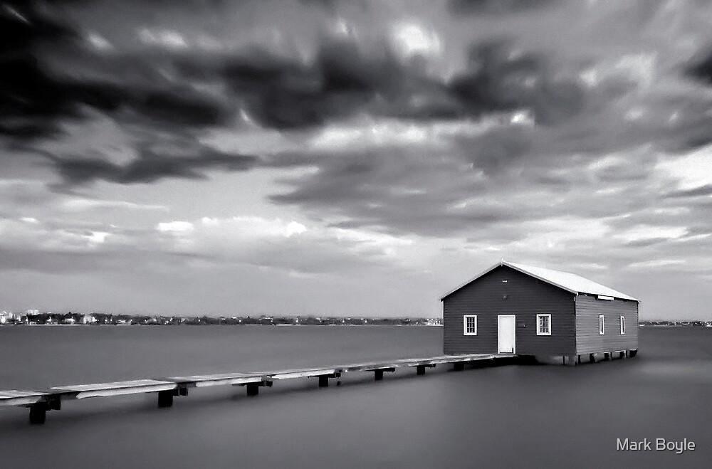 The Boathouse, Crawley by Mark Boyle