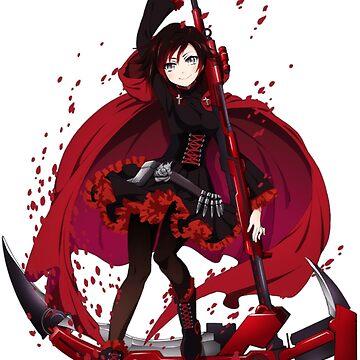 Ruby Rose by Marshmalloww