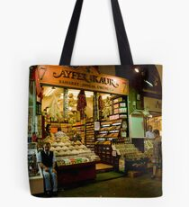 Ayfer Kaur Tote Bag