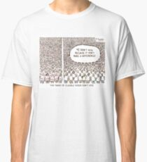 Voter Participation  Classic T-Shirt