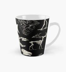 Paleontology Illustration Tall Mug