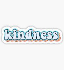 Freundlichkeit Sticker