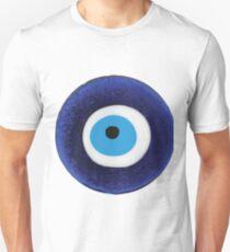 Nazar Evil Eye Protection Amulet Bead Symbol Unisex T-Shirt