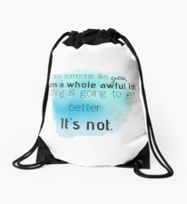 Someone like you - Dr. Seuss Drawstring Bag