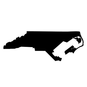 North Carolina Jeep State by ccheshiredesign