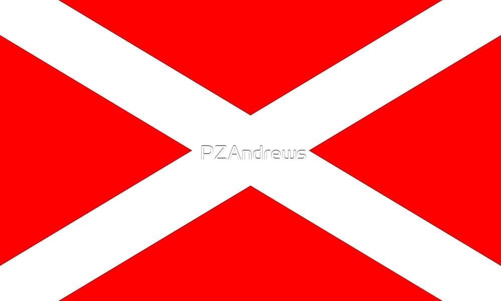 «Bandera histórica de Gascuña» de PZAndrews