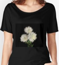 Electric Flowers! Relaxed Fit T-Shirt