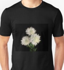Electric Flowers! Slim Fit T-Shirt