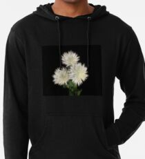 Electric Flowers! Lightweight Hoodie