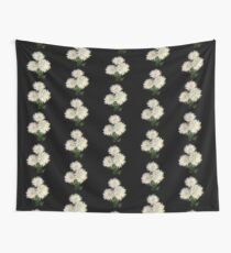 Electric Flowers! Wall Tapestry