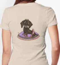 Leia Ballerina Womens Fitted T-Shirt
