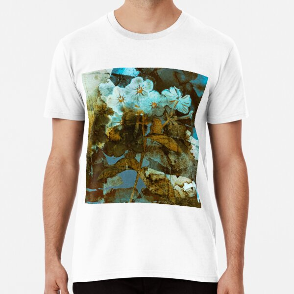 Fleurs en hiver/wintery floral Premium T-Shirt