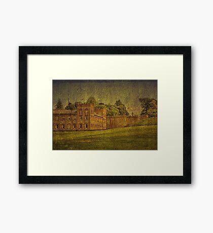 Ugbrooke House Framed Print