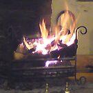 Flickering Fire by barnsy