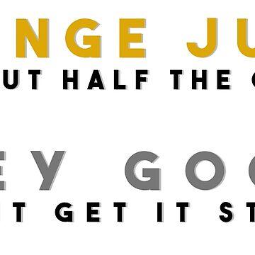 Orange Juice by maiwad