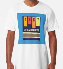 001 | 1967 Chevrolets Matchbook Long T-Shirt