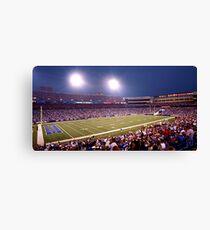 Ralph Wilson Stadium-Buffalo,NY Canvas Print
