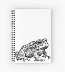 twisted toad Spiral Notebook