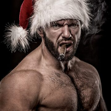 Bad Santa by vishstudio