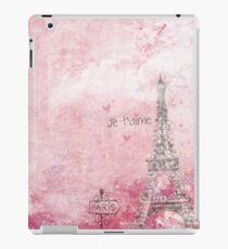 From Paris, With Love iPad Case/Skin