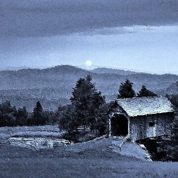 Old Covered Bridge by venny