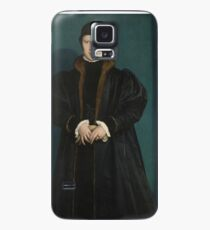 Hans Holbein the Younger - Christina of Denmark, Duchess of Milan Case/Skin for Samsung Galaxy