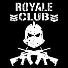Battle Royale Club Armored by dvcustoms