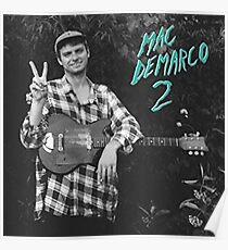 Mac Demarco 2 Poster